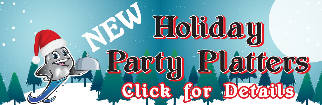 New holiday party platters